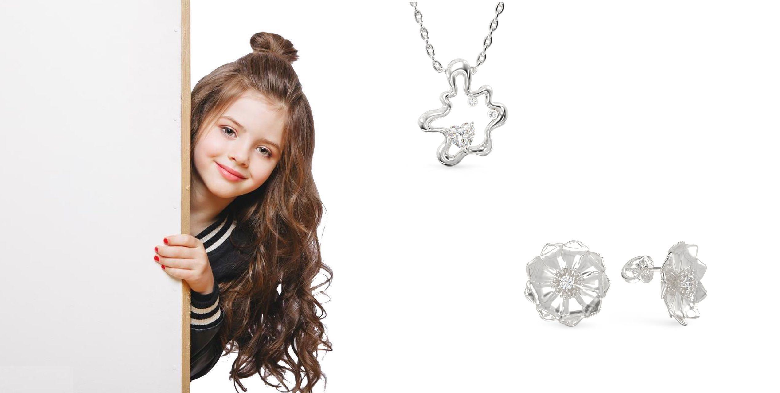 For Children Gold Jewelry Brivizo Spain Europe